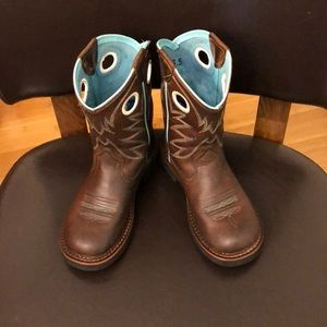 Kids Ariat Fat Baby Boots